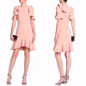 Cinq a Sept MICAH Cold Shoulder Dress
